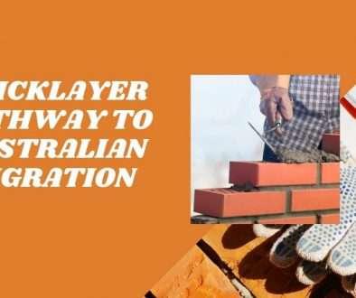 Bricklayer pathway to Australian migration