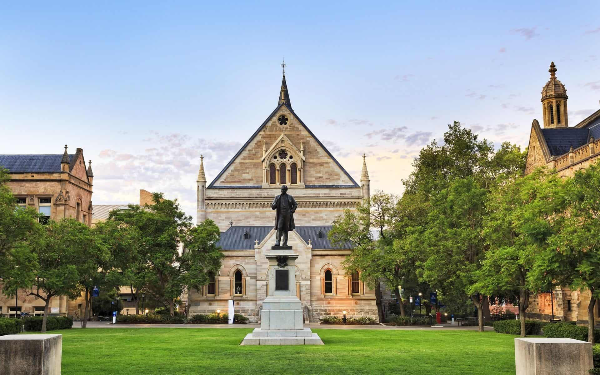 Education opportunities after migration to Adelaide