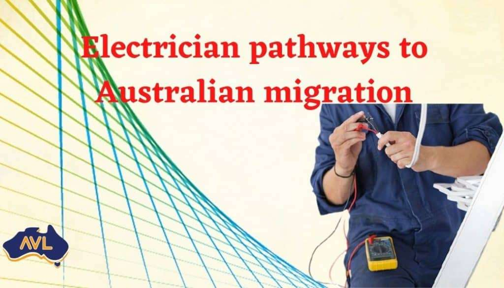 Electrician pathway to Australian migration