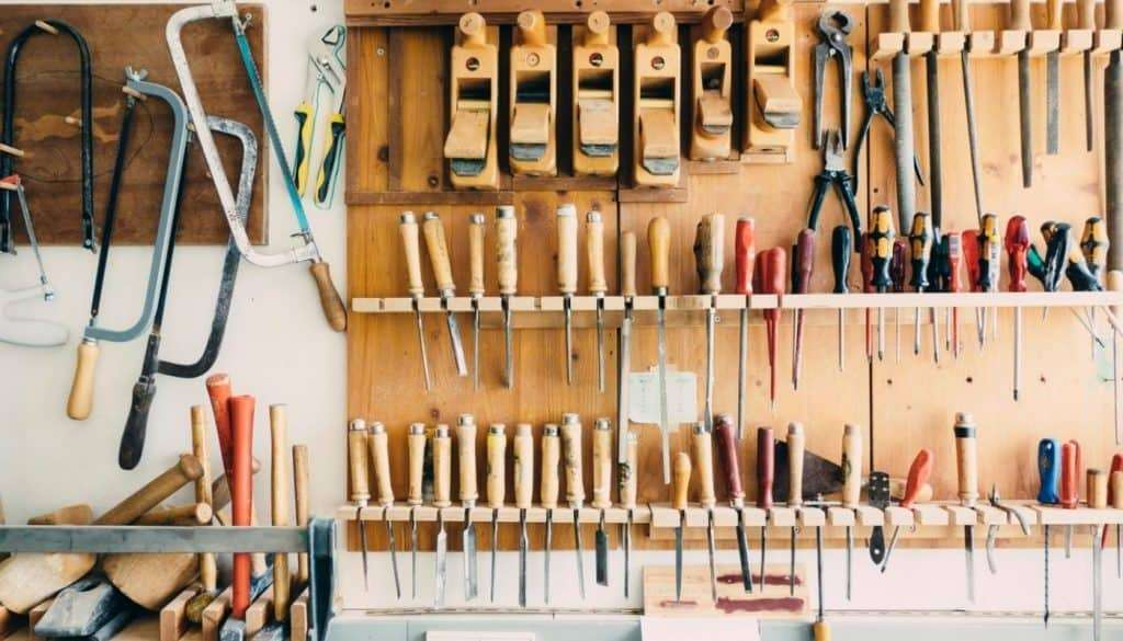 Job role and task included as a Carpenter migrant