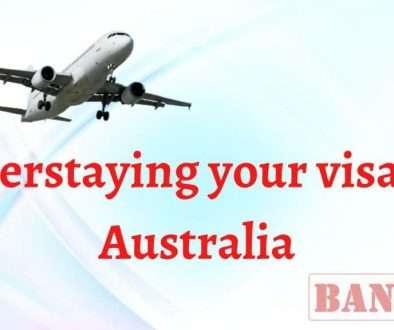 Overstaying your visa in Australia