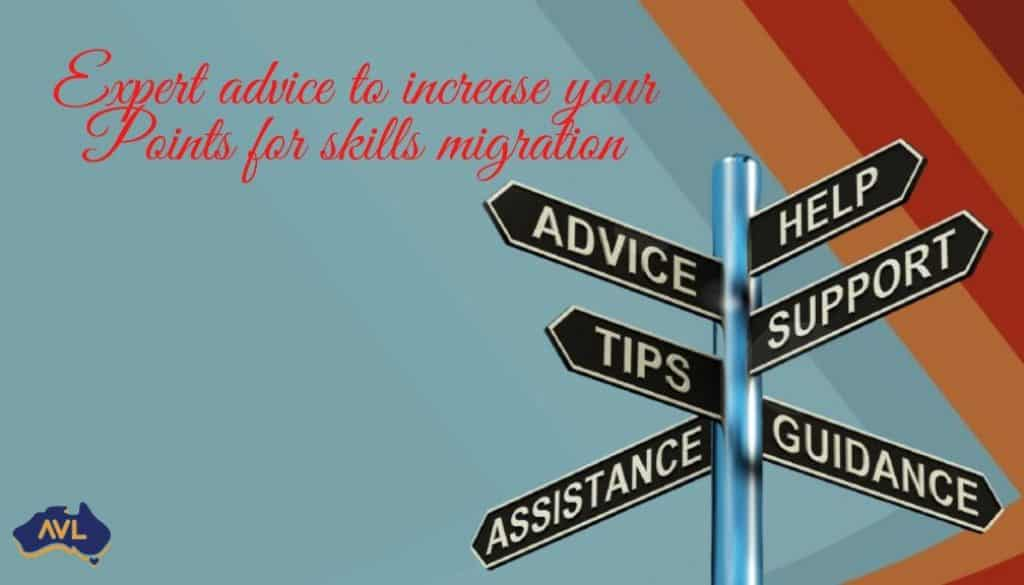 Expert advice to increase your Points for skills migration