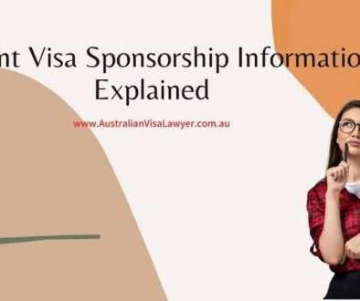 Student Visa Sponsorship